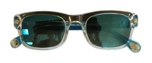 Robert Graham Robert graham blue metallic sunglasses