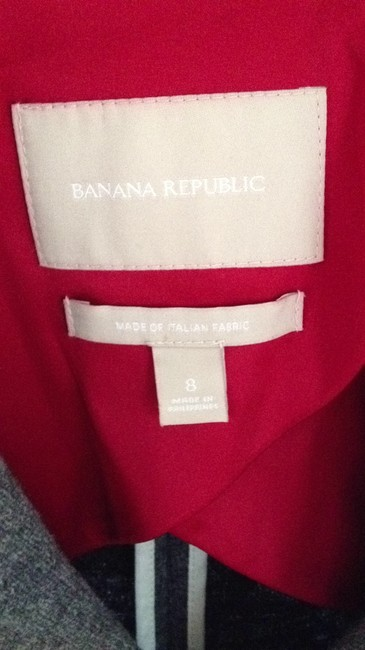 Banana Republic Heather Grey Blazer