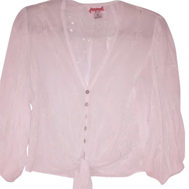 Preload https://item5.tradesy.com/images/free-people-white-blouse-size-0-xs-19096894-0-1.jpg?width=400&height=650