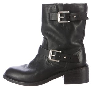 Rag & Bone Fall Winter Size 36 Moto Black Boots