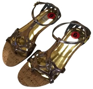 Dolce Vita Bronze Sandals