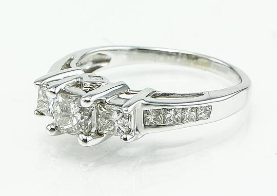 Ladies Diamond Ring * 1.25 CTTW Ladies Diamond Ring set in white gold