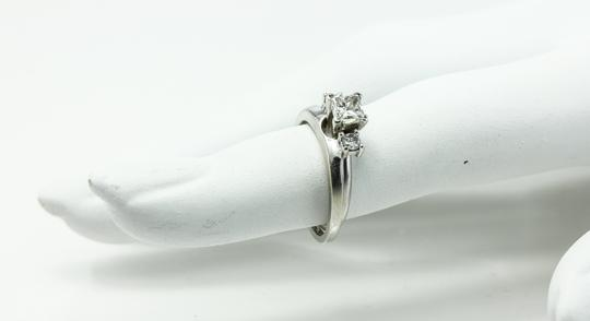 Ladies Diamond Ring * 2 piece engagement / wedding set ladies diamond ring