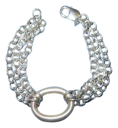 Preload https://item4.tradesy.com/images/silver-999-fine-modernist-circle-bracelet-triple-better-than-sterling-19099363-0-1.jpg?width=440&height=440