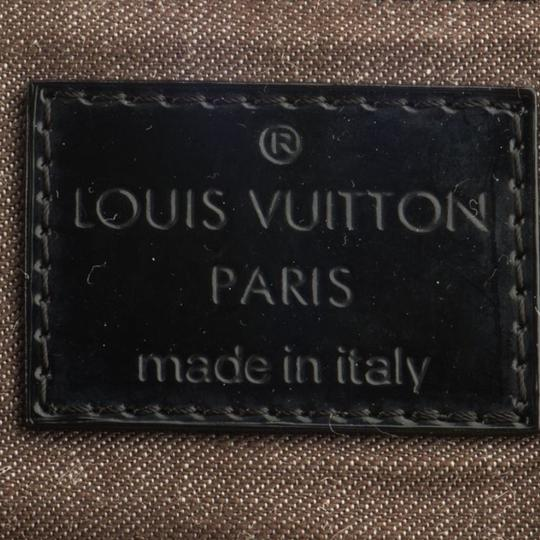 Louis Vuitton Thunder Satchel in Black/Brown