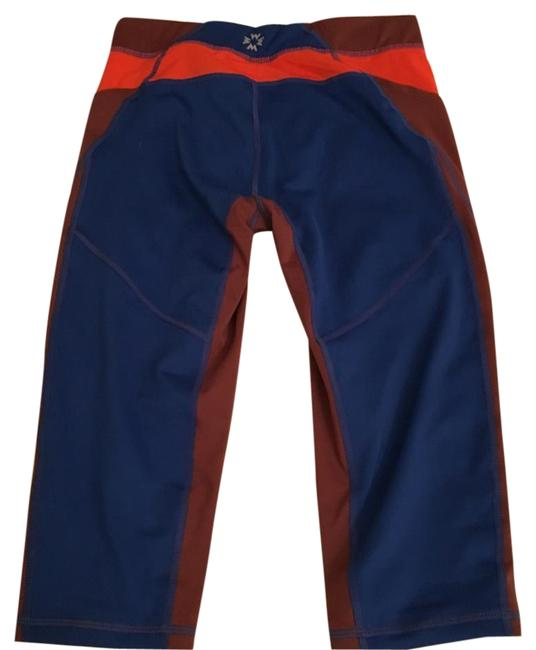 Preload https://img-static.tradesy.com/item/19100395/blue-orange-athletic-activewear-bottoms-size-4-s-27-0-1-650-650.jpg