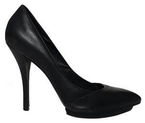 Elizabeth and James Black Pumps