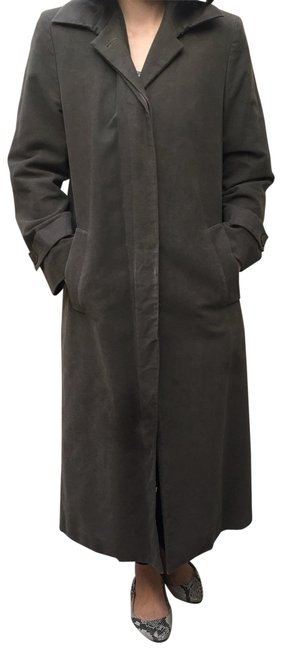 Preload https://item5.tradesy.com/images/dkny-oversized-trench-coat-size-6-s-19100779-0-5.jpg?width=400&height=650