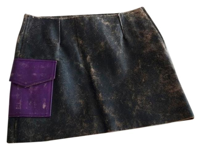 Preload https://item2.tradesy.com/images/acne-studios-brown-new-distressed-leather-pocket-miniskirt-size-0-xs-25-19100911-0-1.jpg?width=400&height=650