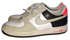Nike Black, white, tan, infrared Athletic