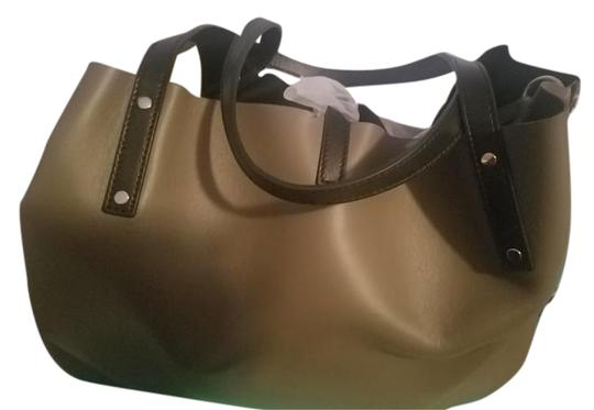 Preload https://item1.tradesy.com/images/tiffany-and-co-taupe-suede-metallic-small-reversible-grey-leather-blackl-leather-tote-19101115-0-1.jpg?width=440&height=440