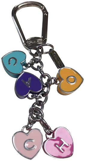 Preload https://item4.tradesy.com/images/coach-multiccolor-nwot-candy-mix-hearts-charm-color-multi-keychain-key-length-4-19101268-0-6.jpg?width=440&height=440