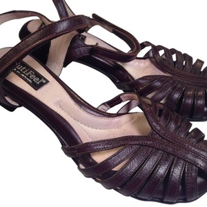 BeautiFeel Brown Sandals
