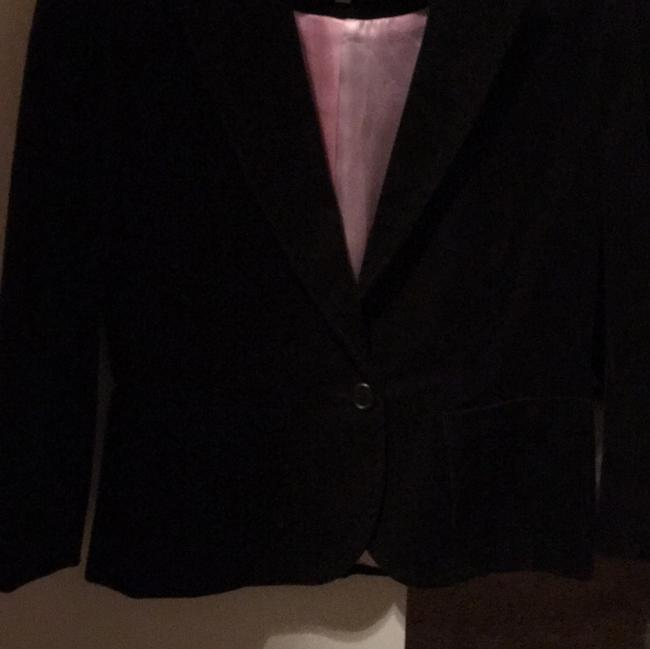Preload https://item2.tradesy.com/images/juicy-couture-brown-blazer-size-8-m-19101631-0-0.jpg?width=400&height=650