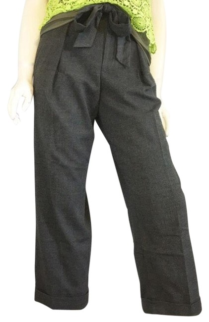 Preload https://item3.tradesy.com/images/anthropologie-grey-cartonnier-belted-barton-trousers-capris-size-12-l-32-33-19101727-0-1.jpg?width=400&height=650