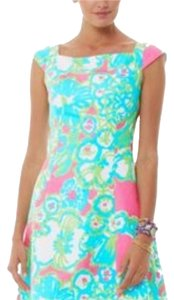 Lilly Pulitzer short dress PB pink a delicacy on Tradesy