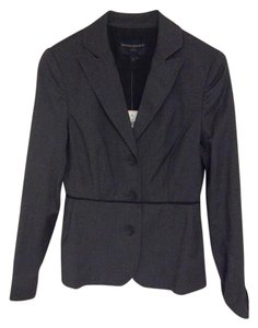 Banana Republic Charcoal Gray Blazer