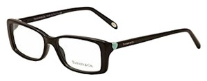 Tiffany & Co. TF 2098 TF2098 HEART ENAMEL VICTORIA SQUARE EYEGLASSES GLASSES