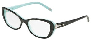 Tiffany & Co. TF 2015 TF2015-H HEART KEY MOTHER OF PEARL MOP SHELL EYEGLASSES