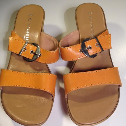 La Canadienne Yellow Sandals