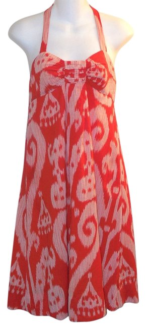 Preload https://item5.tradesy.com/images/maeve-red-halter-ikat-cotton-short-casual-dress-size-4-s-19103569-0-1.jpg?width=400&height=650
