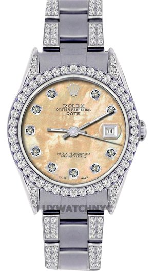 Preload https://item2.tradesy.com/images/rolex-45ct-34mm-date-ss-w-box-and-appraisal-watch-19104601-0-2.jpg?width=440&height=440