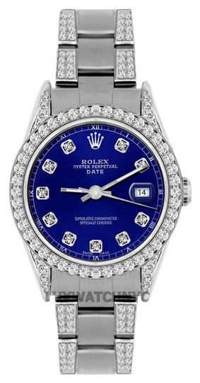 Preload https://img-static.tradesy.com/item/19104814/rolex-45ct-34mm-date-ss-w-box-and-appraisal-watch-0-1-540-540.jpg