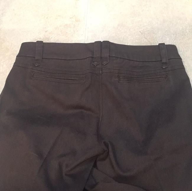 Esprit Straight Pants Dark brown