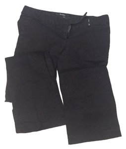 Zara Boot Cut Pants Black