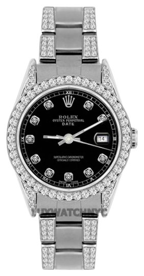 Preload https://img-static.tradesy.com/item/19105303/rolex-45ct-34mm-date-ss-w-box-and-appraisal-watch-0-1-540-540.jpg
