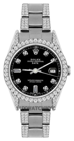 Preload https://item2.tradesy.com/images/rolex-45ct-34mm-date-ss-w-box-and-appraisal-watch-19105321-0-1.jpg?width=440&height=440