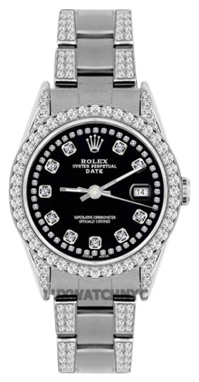 Preload https://img-static.tradesy.com/item/19105453/rolex-45ct-34mm-date-ss-w-box-and-appraisal-watch-0-1-540-540.jpg