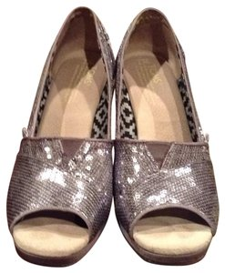 TOMS Silver Wedges