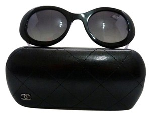 c45268fa9e5d8 Black Chanel Sunglasses - Up to 70% off at Tradesy