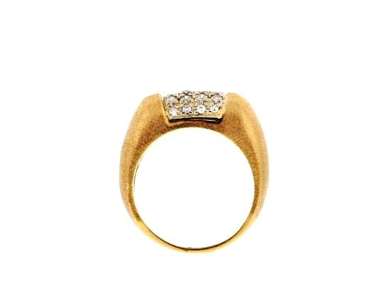 Other STUNNING - 14k gold 1/3 ct diamond textured ring