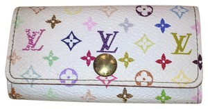Louis Vuitton Multicolored Key Holder
