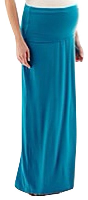 Preload https://img-static.tradesy.com/item/19108234/three-seasons-maternity-turquois-maternity-skirt-size-16-xl-plus-0x-0-1-650-650.jpg