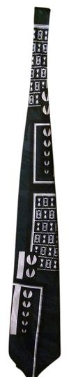 Preload https://item1.tradesy.com/images/black-and-white-exquisite-men-s-tie-19108705-0-1.jpg?width=440&height=440