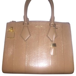 Michael Kors Satchel in Desert (Tan)