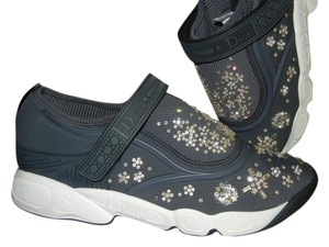 Dior Christian Sneakers Fusion Navy Athletic