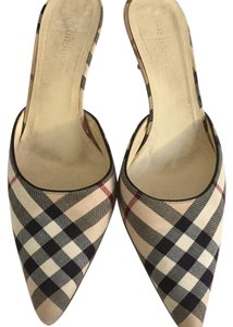 Burberry nova Pumps