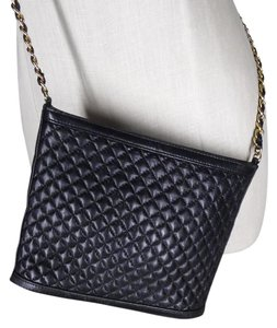 Ganson Vegan Chain Strap Cross Body Bag