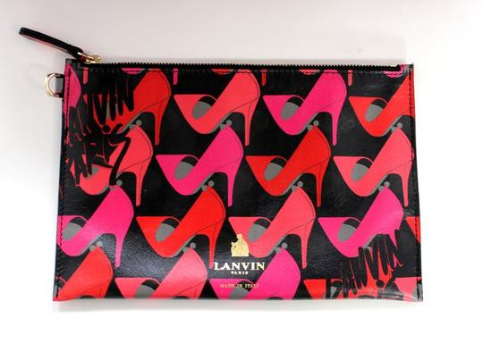 Lanvin Shoes New Tote in Pink Black