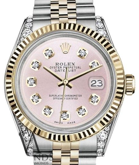 Preload https://img-static.tradesy.com/item/19112014/rolex-woman-s-26mm-datejust-2-tone-metallic-pink-watch-0-1-540-540.jpg
