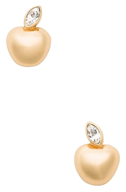 Kate Spade Gold New Apple Of My Eye