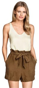H&M Mini/Short Shorts Khaki
