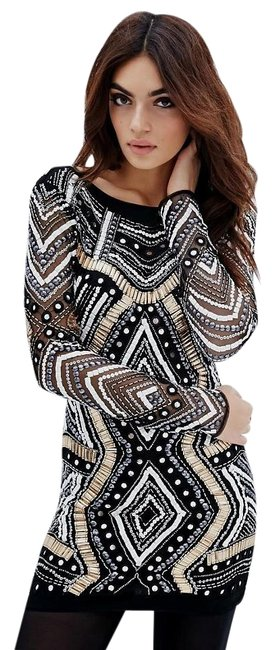 Preload https://item4.tradesy.com/images/forever-21-blackgold-embellished-beadwork-small-mid-length-night-out-dress-size-4-s-19112698-0-1.jpg?width=400&height=650