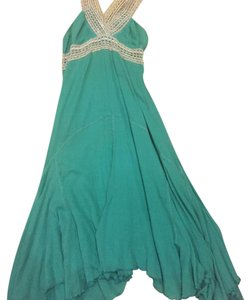 Turquoise, blue, green Maxi Dress by A|X Armani Exchange