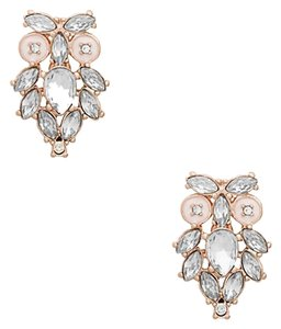 Kate Spade New Wise Owl Stud Earrings