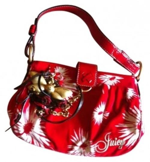 Preload https://item1.tradesy.com/images/juicy-couture-small-purse-handbag-red-and-whit-velour-shoulder-bag-191130-0-0.jpg?width=440&height=440